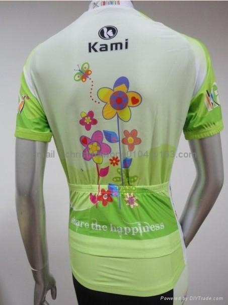 sublimation cycling kit,cycling suit,bike kit 5