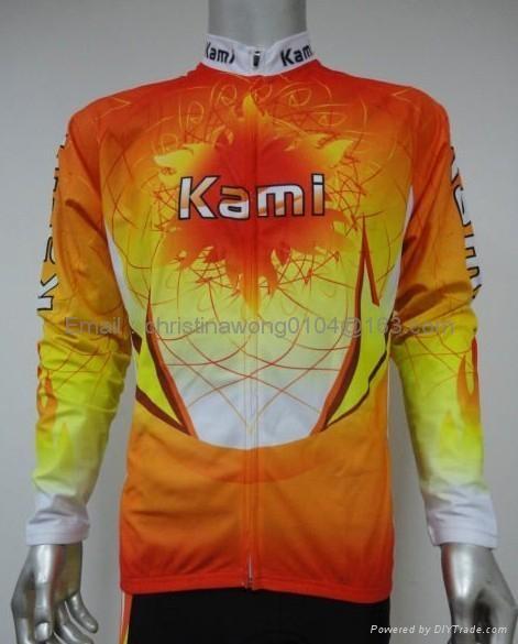 winter cycling wear,cycling top,cycling jersey 1