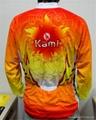 winter cycling wear,cycling top,cycling jersey 2