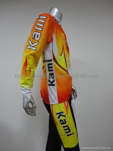 winter cycling wear,cycling top,cycling jersey 4