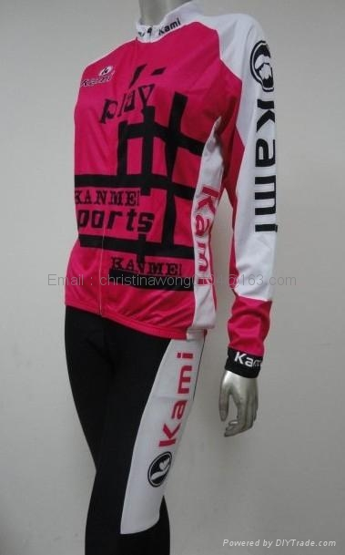long sleleves cycling wear,cycling suit,cycling clothing 1