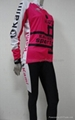 long sleleves cycling wear,cycling suit,cycling clothing 2