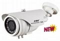 3-Axis Varifocal Waterproof IR Camera