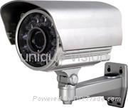 IR Camera, Varifocal lens, cable distributor bracket