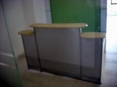 办公家具前台