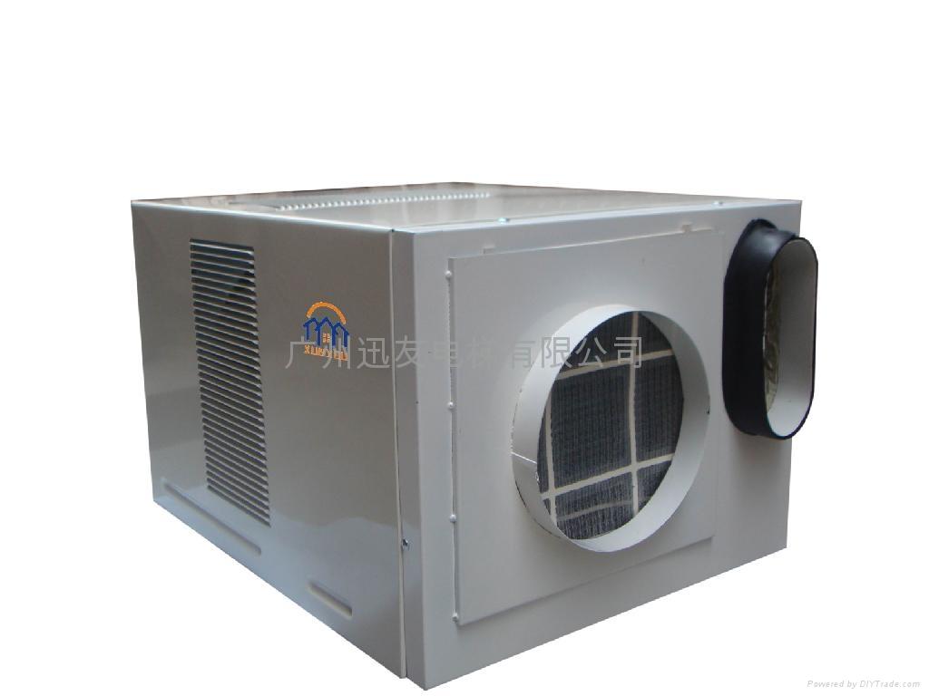 電梯空調冷暖兩用型 1