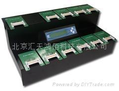 CF拷貝機 CF卡數據複製系統