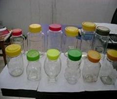 玻璃瓶蜂蜜瓶