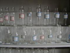 玻璃制品酱菜瓶