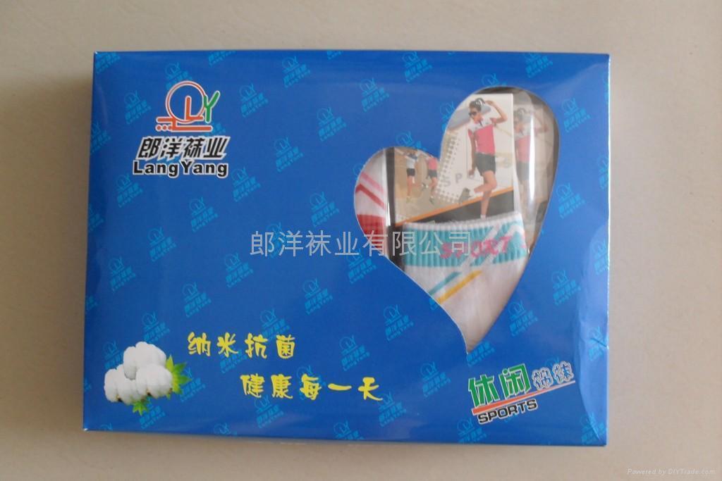 廣告促銷襪 1
