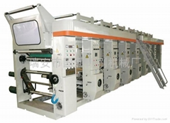 經濟型無軸凹版印刷機