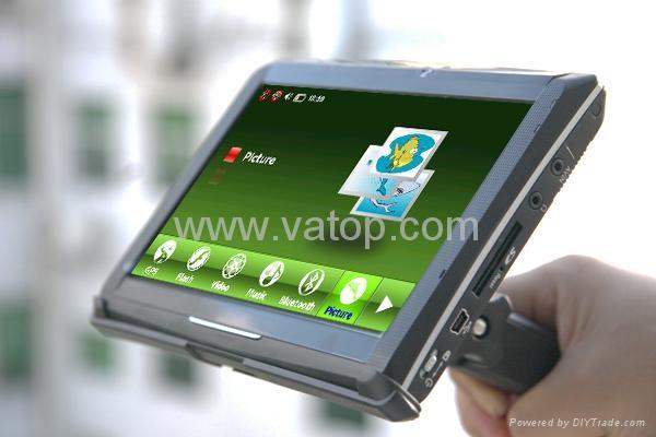 7.0 英吋汽車導航儀 (VT-GPS7033) 2