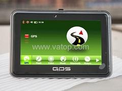 7.0 英寸汽车导航仪 (VT-GPS7098)