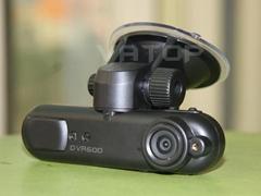 帶導航GPS的汽車行駛記錄儀黑匣子DVR600