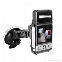 带液晶屏LCD的汽车黑匣子