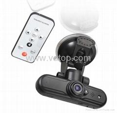 汽車黑匣子帶GPS導航功能VT-DVR600-B