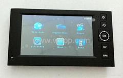 帶導航GPS功能的汽車黑匣子記錄儀
