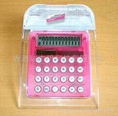 液體桌面計算器
