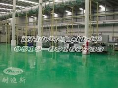 扬州环氧树脂自流平型地坪