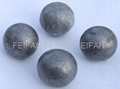 Hot rolled Steel Grinding Media balls for mines 1
