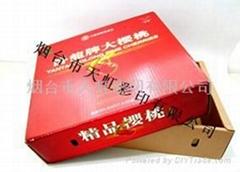 烟台樱桃盒