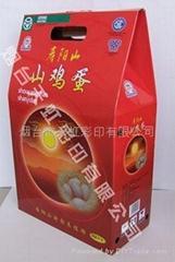 烟台鸡蛋礼盒