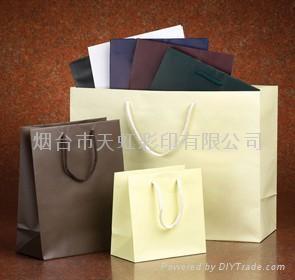 烟台手提纸袋 2