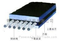 防撕裂鋼絲繩芯輸送帶 4