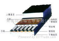 防撕裂鋼絲繩芯輸送帶 1
