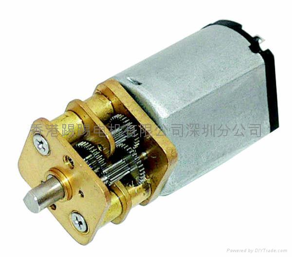Dc motor with 13mm gearbox gm13 030 tt motor hong Gearbox motors