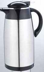 Stainless steel vacuum kettle