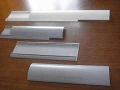 PVC Arc floor trunking