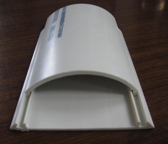 Pvc Arc Floor Trunking Youzhijiamei China Manufacturer