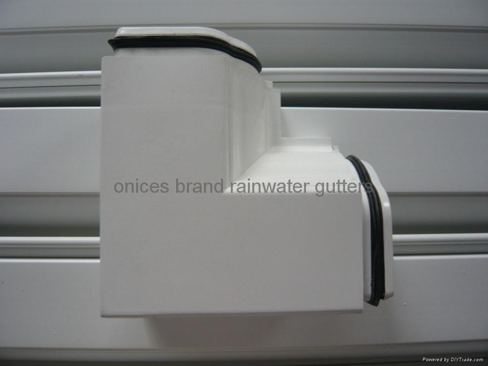 Pvc Gutters Ons23 Onices China Manufacturer