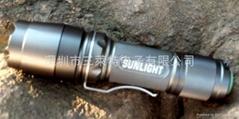 強光手電筒LED