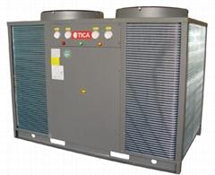 环保型模块化风冷式冷(热)水机组