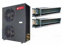 超薄型风冷管道式空调机组