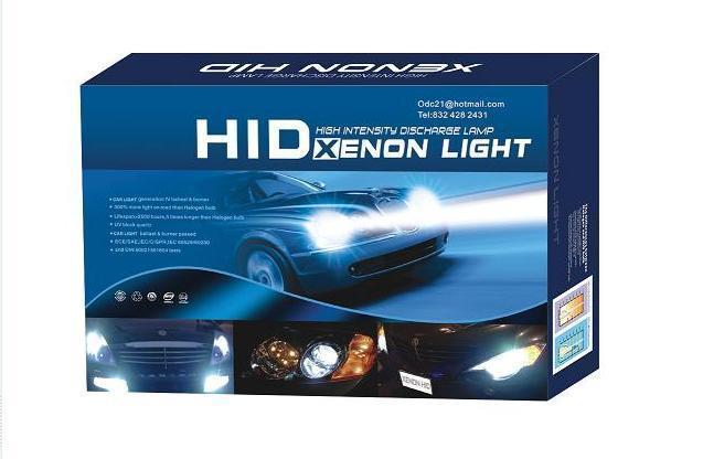 Hid Xenon Light Kit H4 D2s 9004 881 Ouiespu China