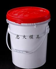 油漆桶模具/涂料桶模具