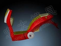 塑料电平车模具