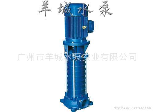 VMP立式多级离心泵 1
