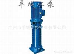 VMP立式多级离心泵