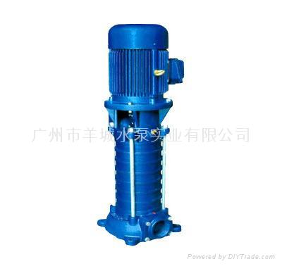 VMP立式多级离心泵 3
