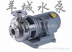 F直联式半开式叶轮泵