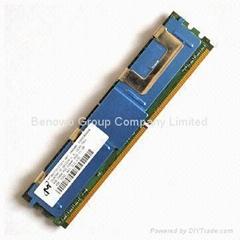 HP memory 500660-B21 4GB 4Rx8 PC3-8500R-7 LP MEM KIT
