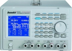 200W3輸出可程控直流電源供應器(12-Bit AD轉換)
