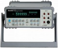 600000 Counts, True RMS, dual display, 4-wire Measurement digital multimeter