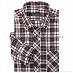 latest shirt designs for men print flannels