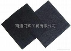 纤维状活性炭滤网(活性炭毡)
