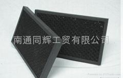 瓦楞式颗粒活性炭过滤器